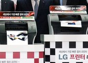 LG and Memjet unveil the world's fastest desktop printer - photo 3