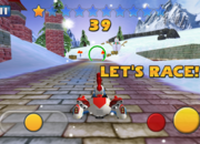 APP OF THE DAY: Sonic & Sega All-Stars Racing review (iOS) - photo 4