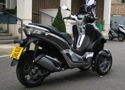 Piaggio MP3 Yourban LT hands-on   - photo 4