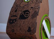 Vax EV: the cardboard vacuum cleaner - photo 4