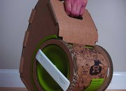 Vax EV: the cardboard vacuum cleaner - photo 5