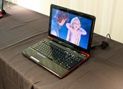 Toshiba F750 3D glasses-free laptop removes the glasses, we go hands-on - photo 2