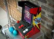 ion iCade iPad arcade cabinet hands-on - photo 4
