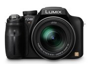 Panasonic zooms in the Lumix DMC-FZ48 - photo 2