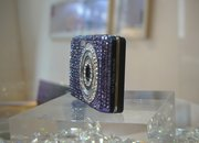 Swarovski crystal-encrusted Samsung cameras on show - photo 2