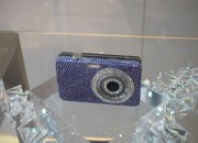 Swarovski crystal-encrusted Samsung cameras on show - photo 4