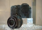 Swarovski crystal-encrusted Samsung cameras on show - photo 5