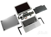 MacBook Air 2011 teardown - photo 1