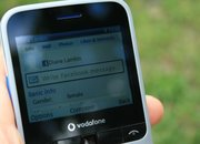 Vodafone 555 Blue hands-on - photo 4