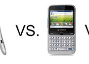 HTC ChaCha vs INQ Cloud Touch vs Vodafone 555 Blue - photo 2