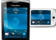 AT&T goes official for the BlackBerry Torch 9810 - photo 1