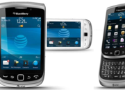 AT&T goes official for the BlackBerry Torch 9810 - photo 2