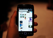 BlackBerry Torch 9850/9860 All Touch hands-on - photo 5