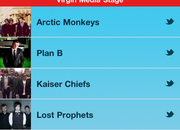 APP OF THE DAY: V Festival 2011 review (Android) - photo 5