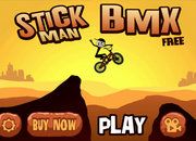 APP OF THE DAY: Stickman BMX review (iOS) - photo 1