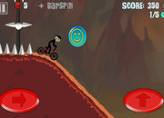 APP OF THE DAY: Stickman BMX review (iOS) - photo 2