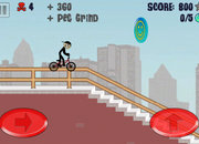 APP OF THE DAY: Stickman BMX review (iOS) - photo 3