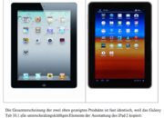Apple evidence flawed in Samsung Galaxy Tab 10.1 case? - photo 3