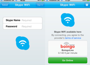 Skype WiFi gives you Access on your iPhone or iPad - photo 2