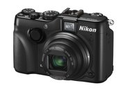 Nikon Coolpix P7100 flips out for LCD - photo 2
