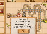 APP OF THE DAY: Rail Maze (iPhone) - photo 2