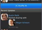 BlackBerry makes music social with BBM Music - photo 3