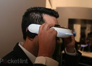 Sony 3D head-mounted visor going on sale in November - photo 5
