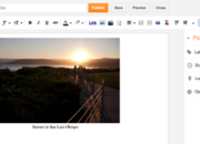 Google Blogger gets shiny new look, more features - photo 1
