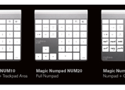 Mobee Magic Numpad gives Apple trackpad a numerical edge - photo 2