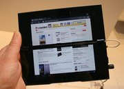 Sony Tablet P pictures and hands-on - photo 3