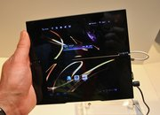 Sony Tablet P pictures and hands-on - photo 4