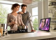 Philips DesignLine TV range brings a touch of glass to your living room - photo 3