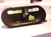 Philips Android docks pictures and hands-on - photo 2