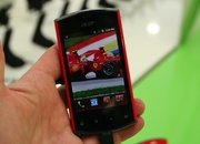 Acer Liquid Mini Ferrari Edition for the true racing fan - photo 4