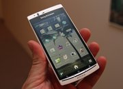Sony Ericsson Xperia Arc S hands-on - photo 2