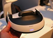 Sony HMZ-T1 Personal 3D Viewer pictures and hands-on - photo 2
