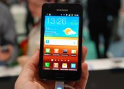 Samsung Galaxy R pictures and hands-on - photo 2