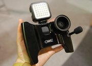 Owle Bubo: The ultimate video cameraman case for the iPhone 4, we go hands-on - photo 3