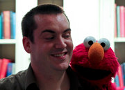 Pocket-lint meets Elmo - photo 3