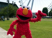 Pocket-lint meets Elmo - photo 5