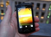 Sony Ericsson Live with Walkman pictures and hands-on - photo 2