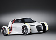Audi Urban concept car makes debut in Frankfurt - photo 3