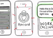 APP OF THE DAY: On Voicefeed review (iPhone) - photo 2