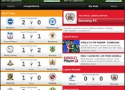 APP OF THE DAY: The Official Football League Clubs' review (Android) - photo 2