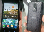LG Optimus LTE spotted in the wild - photo 2
