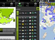 APP OF THE DAY: UK Weather review (Android) - photo 1