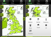 APP OF THE DAY: UK Weather review (Android) - photo 2