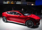 Ford Evos Concept pictures and hands-on - photo 2