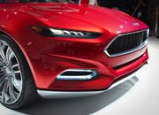 Ford Evos Concept pictures and hands-on - photo 3