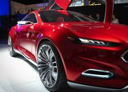 Ford Evos Concept pictures and hands-on - photo 4